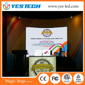 Hot-Selling P4.8mm Full Color LED Module for Meeting Room, Stage, Advertising, Party Show pictures & photos