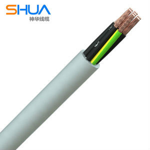 Yy PVC/ PVC Number Coded Control Cable pictures & photos