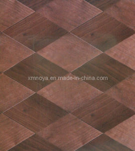 Highly Customizable Styles Woven Wood Veneer Decoration Board pictures & photos