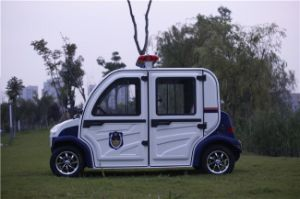 A70 Electric Policeman Patrol Car of 4 Seater pictures & photos