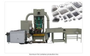 Aluminum Foil Tray Making Machine pictures & photos