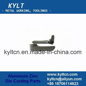 OEM Zamak/Zinc Injection Moulding Vehicle Door Handles Parts pictures & photos