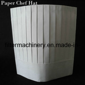 Paper Chef Hat Making Machine