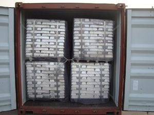 Zinc Ingots High Quality Zinc Ingot 99.99% pictures & photos