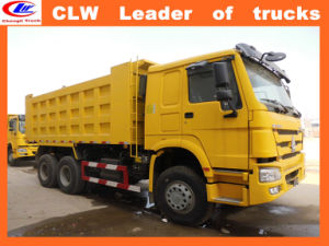 Mining Dump Truck for 40ton Tipper Dump Truck for Mine pictures & photos