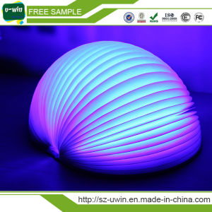 Wholesale Mini Book Shaped LED Lamp with Four Color Light pictures & photos