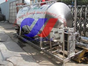 Stainless Steel Cip Cleaning Machine System pictures & photos
