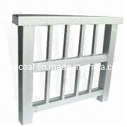 Aluminium Guardrail Balcony Fence for Housing with ISO9001 & Ts16949 Certificated pictures & photos
