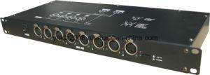 4 Way DMX 512 Splitter/ DMX 512 Distributor/ DMX 512 Amplifier