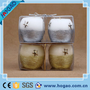 Romantic Heart Shape Scent Tealight Fragrance Party Decoration Candles pictures & photos