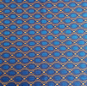 Mylon and Spandex Jacquard Lace Fabric pictures & photos