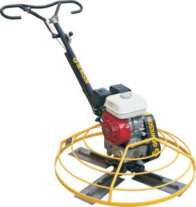 High Efficiency 42′′ Concrete Walk-Behind Power Trowel pictures & photos