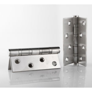 Architectural Ironmongery Stainless Steel Door Hinge with Ball Bearing pictures & photos