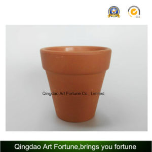 Outdoor-Natural- Clay Ceramic Holder Large pictures & photos