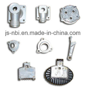 High Quality Aluminum Alloy Die Casting Spare Parts pictures & photos