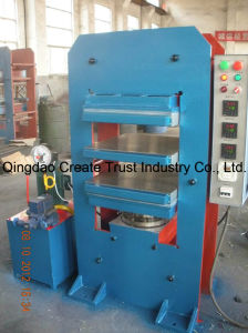 Collumn Type Rubber Curing Press with High Quality Level pictures & photos