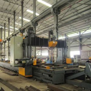 CNC Drilling Machine for Beams Model BD200E/3 pictures & photos