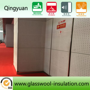 Acoustic Panel for Cinema Building Material (600*600*20) pictures & photos