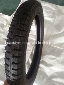Lug Pattern Heavy Duty Tricycle Tyre Motorcycle Tyre 3.00-17 & 3.00-18