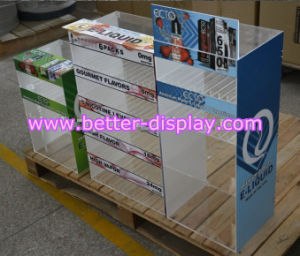 Factory Custom Acrylic E-Ink Display Cabinet Btr-D3026 pictures & photos