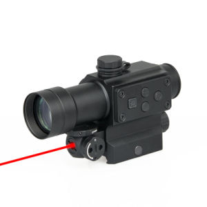 Tactical Hunting Red Green DOT Scope with Red Laser Cl2-0108 pictures & photos