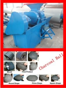 ISO Approved Pillow Shape Ball Briquettes Machinery pictures & photos