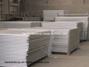 2.2m Wide Heavy Duty Galvanized Australia Temp Fencing Panel pictures & photos