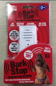 Ultrasonic Bark Buster Dog Bark Control (ZT12010) pictures & photos