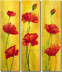Hot-Sale Oil Painting of Flower pictures & photos