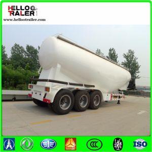 55cbm Dry Bulk Cement Truck Powder Transport Tanker Semi Trailer pictures & photos