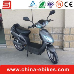 North America Hot Sale Pedelec Electric Scooter (JSE203)