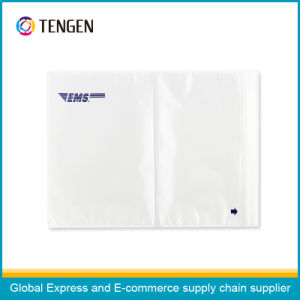 Transparent Packing Slip Envelope with Custom Logo Printing pictures & photos