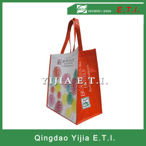 Reusable RPET Shopping Tote Bag pictures & photos
