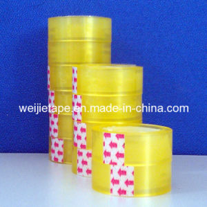 Golden Color Stationery Tape-001 pictures & photos
