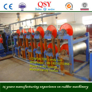 Rubber Sheet Water Cooling Machine pictures & photos