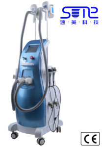 Ouch Screen Cryo Cryolipolysis Handle Fat Freezing Ultrasound Cavitation RF Weight Loss Beauty Machine Lipo Laser pictures & photos