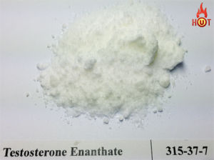 High Purity Bodybuilding Steroid Powder Testosterone Enanthate pictures & photos