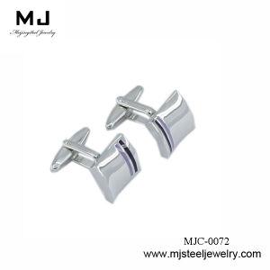Fashion Polished Cufflink in 2013 Mjc-0072