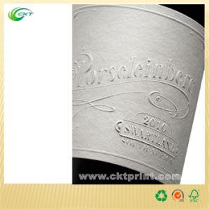 Paper Wine Label in Self Adhesive (CKT-LA-367)