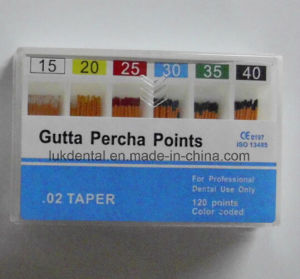 Manufacturer Dental Absorbent Paper Points/Gutta Percha Point (CE Approved) pictures & photos