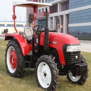 Jinma 4WD 50HP Wheel Farm Tractor (Jinma-504E) pictures & photos