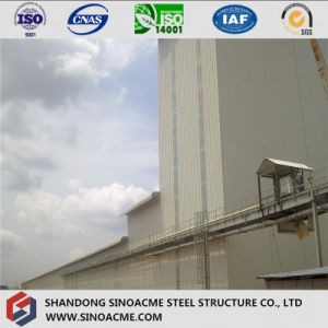 Steel Construction for Industrial Plant Structure pictures & photos