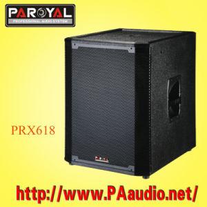 PRO Speaker Box (PRX618)