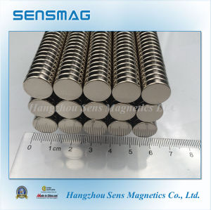 Manufacture N35~N55 Powerful Strong Permanent NdFeB Magnet for Motor pictures & photos