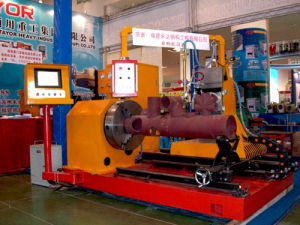 Gas Pipe Cutting Machine pictures & photos