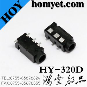 3.5mm Phone Jack with DIP Type (HY-320D) pictures & photos