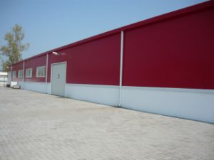 Construction Design Light Steel Structure Warehouse pictures & photos
