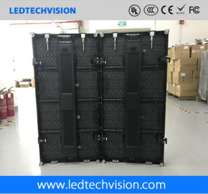 LED Display Manufacturer, P3.91mm Curved Rental LED Display pictures & photos