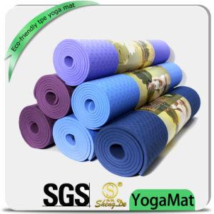 100% TPE Yoga Mat Pilates Mat Fitness Mat Sport Mat