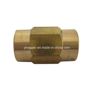 Brass Internal Flare Union for Brass Tube Union pictures & photos